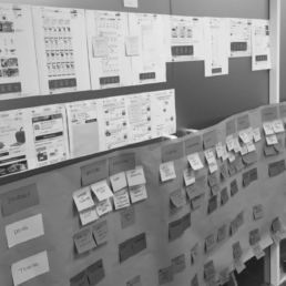 Experience Strategy | Research Wall