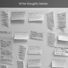 Business Innovation | Stakeholder Ideation Notes